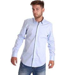 overhemd lange mouw antony morato mmsl00293 fa450001