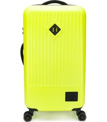herschel supply co. trade suitcase - yellow
