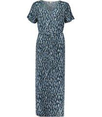 jurk marrakech blauw