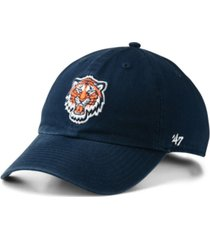 '47 brand detroit tigers on-field replica clean up cap