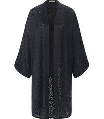 blouse 7/8-mouwen zonder sluiting van uta raasch zwart