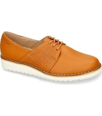 zapatos casuales beige bata xenia r mujer