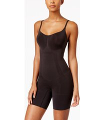 spanx women's oncore mid-thigh bodysuit ss1715
