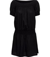 karen kort klänning svart sparkz copenhagen