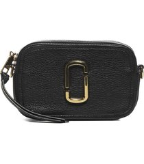 marc jacobs the softshot 17 leather shoulder bag