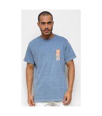 camiseta foxton monstera frame masculina