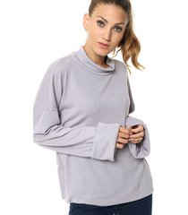 sweater gris destino collection lanilla