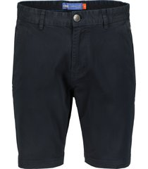 dnr short - modern fit - blauw