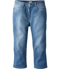 "bio-jeans ""capri"", light blue 38"
