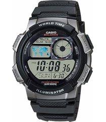 ae-1000w-1bv reloj casio 100% original garantizados
