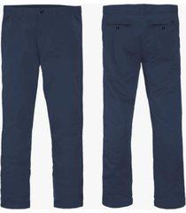 pantalón azul canterbury chino wales