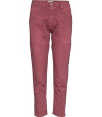 boyfriend cotton bob boyfriend jeans rosa please jeans