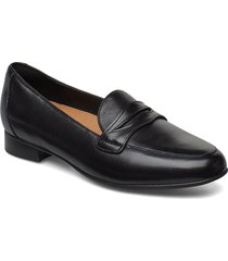 un blush go loafers låga skor svart clarks