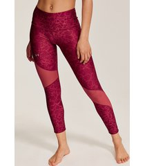 heatgear armour ankle crop print legging