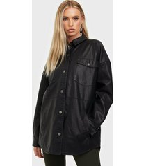 noisy may nmgrug l/s jacket skinnjackor