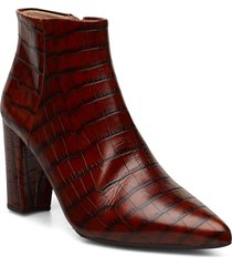 tilden_cro shoes boots ankle boots ankle boot - heel röd unisa