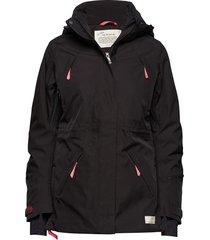 love-alanche jacket outerwear sport jackets zwart odd molly active wear