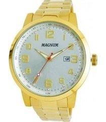 relogio magnum - ma32925h