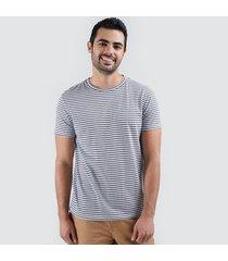 camiseta para hombre rayas delgadas