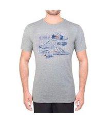 camiseta babolat calçado masculina