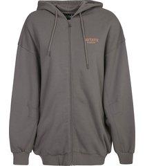rotate by birger christensen selma zip hoodie
