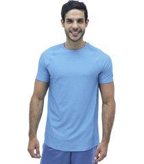camiseta azul under armour mk1 ss