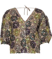 henny blouse 12780 blouses short-sleeved samsøe samsøe