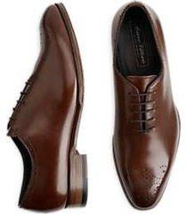 marco vittorio verona cognac dress shoes