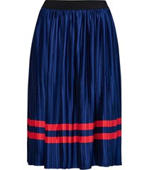 kjol plisse skirt stripe