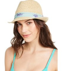 body glove packable straw fedora