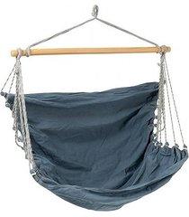 fotel hamakowy bocianie gniazdo jeans