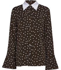 jelis långärmad skjorta svart custommade