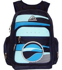 mochila negra reef 18 con bolsillo térmico