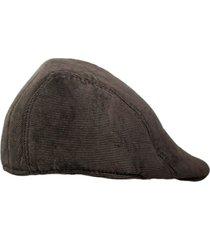boina chapelaria vintage - velvet - marrom