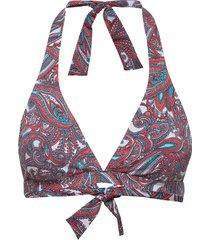 beach tops wireless bikinitop multi/mönstrad esprit bodywear women