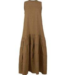 khaki abigail dress