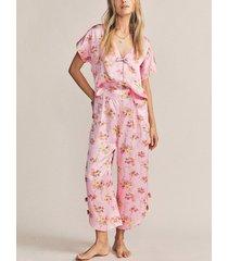 joanie margo pajama set