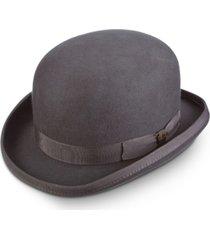 dorfman pacific men's wool bowler hat