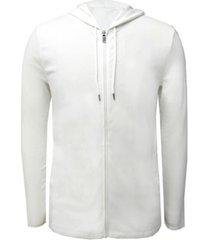 alfani men's alfatech long-sleeve hoodie, created for macy's