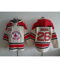 boston red sox baseball hoodie sweatshirt ortiz pedroia boggs price