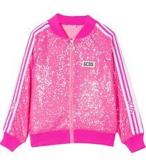 gcds mini fuchsia sports jacket