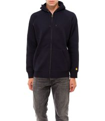 carhartt hooded chase jacket sweatshirt