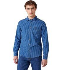 trainingspak wrangler chemise une poche