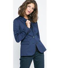 blazer azul tommy hilfiger toni j9 blazer
