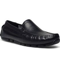 oswick edge loafers låga skor svart clarks