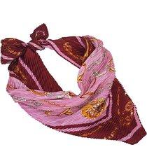 pañuelo rosa nuevas historias plisado estribos ba1167bis-1524
