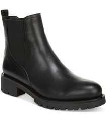 sam edelman jaclyn lug sole chelsea booties women's shoes