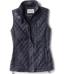 weekender quilted vest