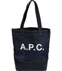 a.p.c. axelle tote