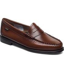 gh weejun ii wmn penny loafers låga skor brun g.h. bass